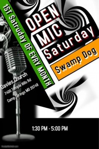 Every first saturday at Davies in Camp Springs Maryland - Prince George's County